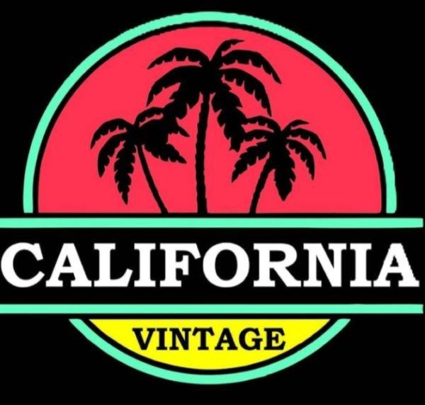 ropa vintage california vintage negro