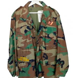 chaqueta militar Parka Militar