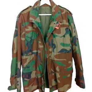 chaqueta militar Ejercito eeuu
