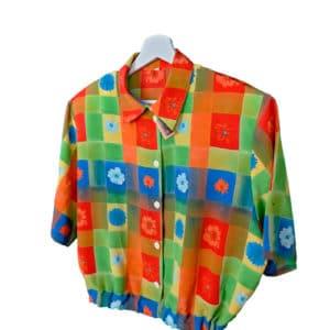 crop top camisa circo