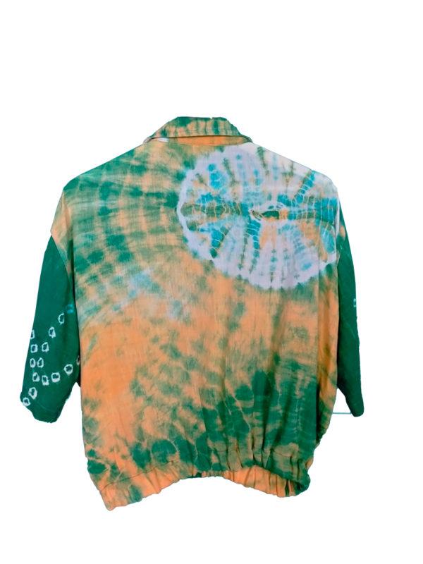 crop top camisa