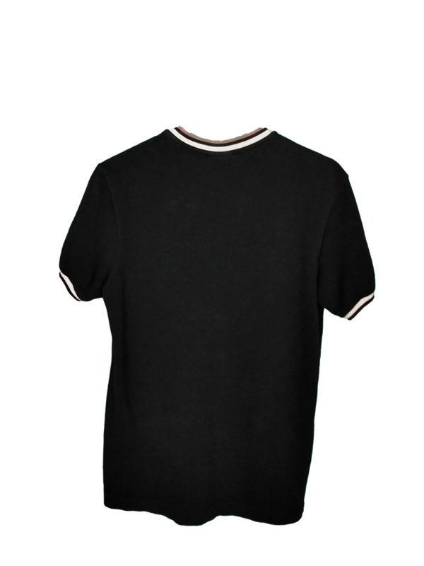 Camiseta Lacoste color negro