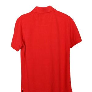Polo lacoste color rojo