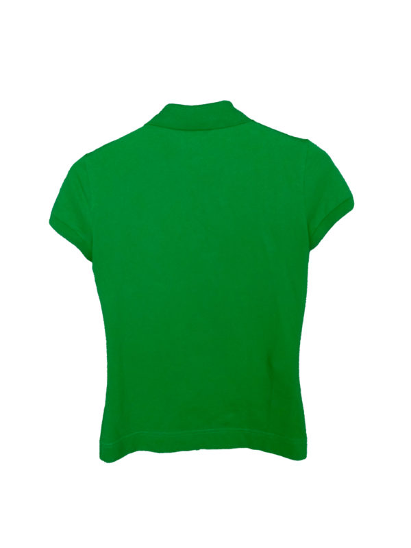 Polo lacoste sra. verde