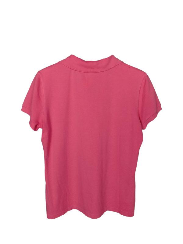 Polo lacoste rosa